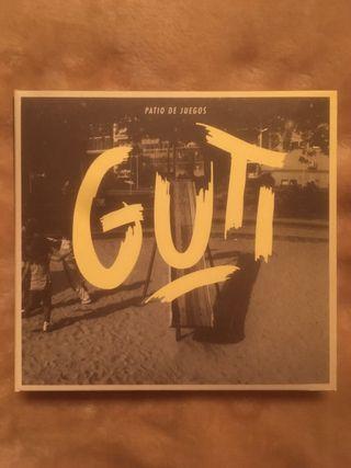 Guti - Patio de Juegos CD