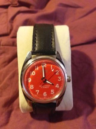 Reloj suizo de cuerda marca Oris