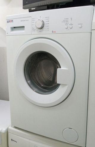 lavadora rommer 5KG A+ con garantia