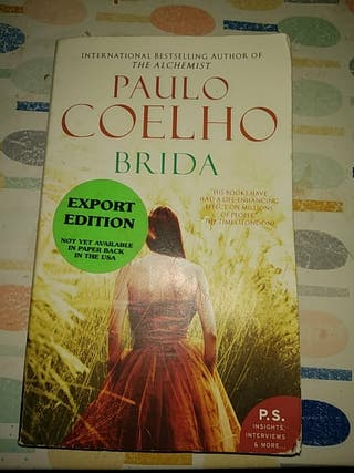 Brida,de Paulo Coelho