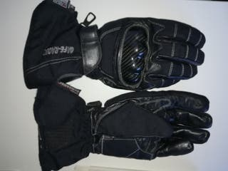 Guantes Moto Caferacer