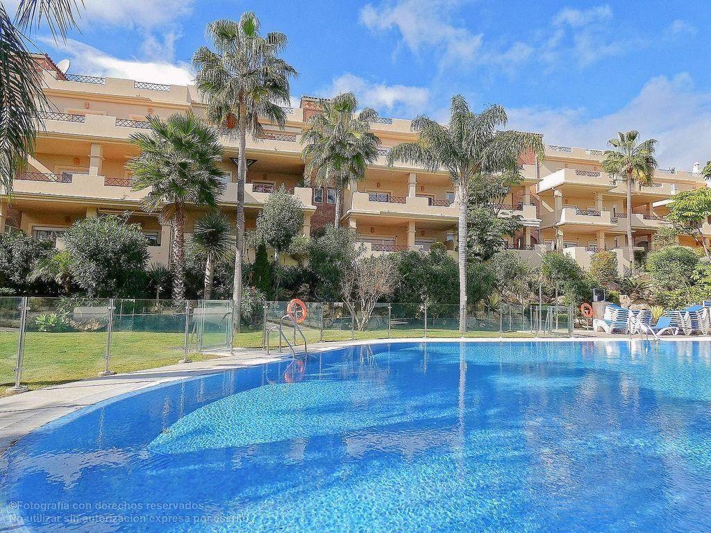 Piso en alquiler en Benahavís (Bel-Air, Málaga)