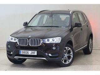 BMW X3 xDrive 20dA 140kW (190CV)