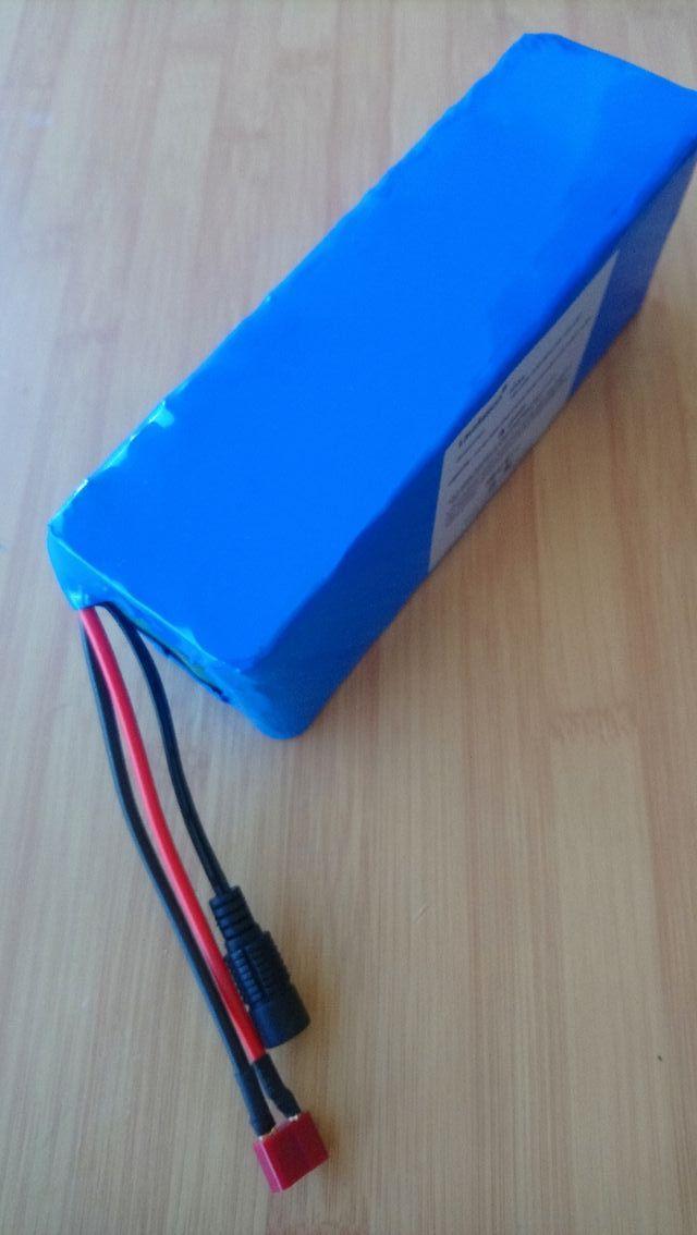 Batería litio 36V 6Ah