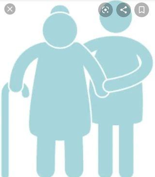 Cuidado personas mayores
