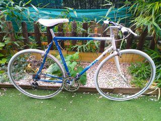 Bicicleta MBK Super Mirage recién restaurada!