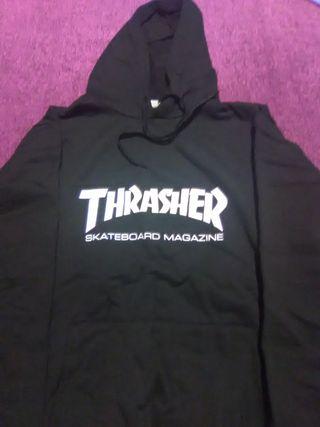 Sudadera Trasher 20€