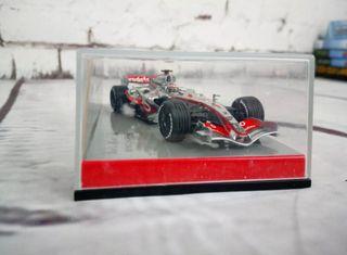 F1 mclaren mp4 22 Alonso escala 1/43 minichamps