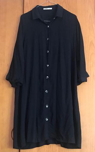 Vestido Pull negro sin estrenar