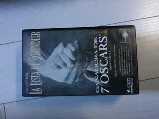 Película La lista de Schindler