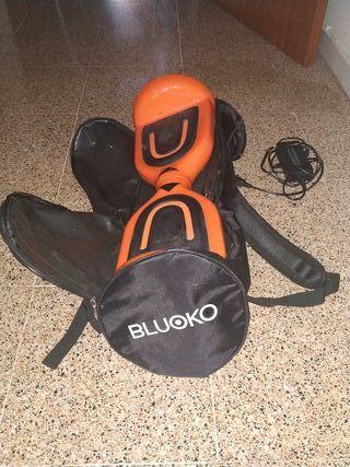 Hoverboard Bluoko 6,5 + Funda+ Cargador