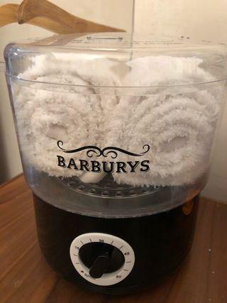 Calentador de toallas Barburys