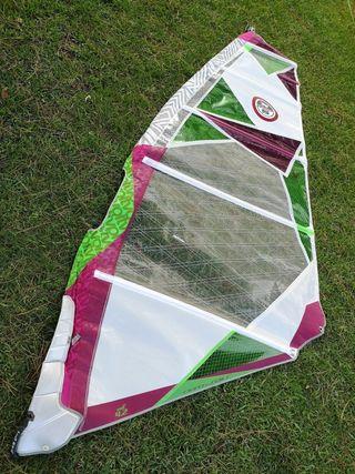 vela windsurf North Sails 4'2 volt