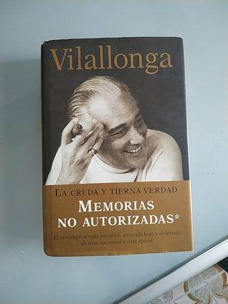 """""""La cruda y tierna verdad"""" Vilallonga"""