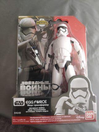 Stormtrooper Star Wars hatch in heroes importado