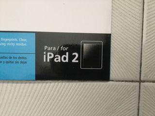 Protector pantalla ipad