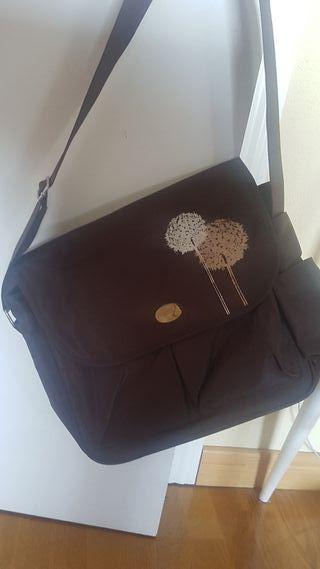 bolsa para llevar cosas de bebe