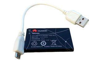 Huawei E5220 Modem 3G WiFi MIFI portatil con bater