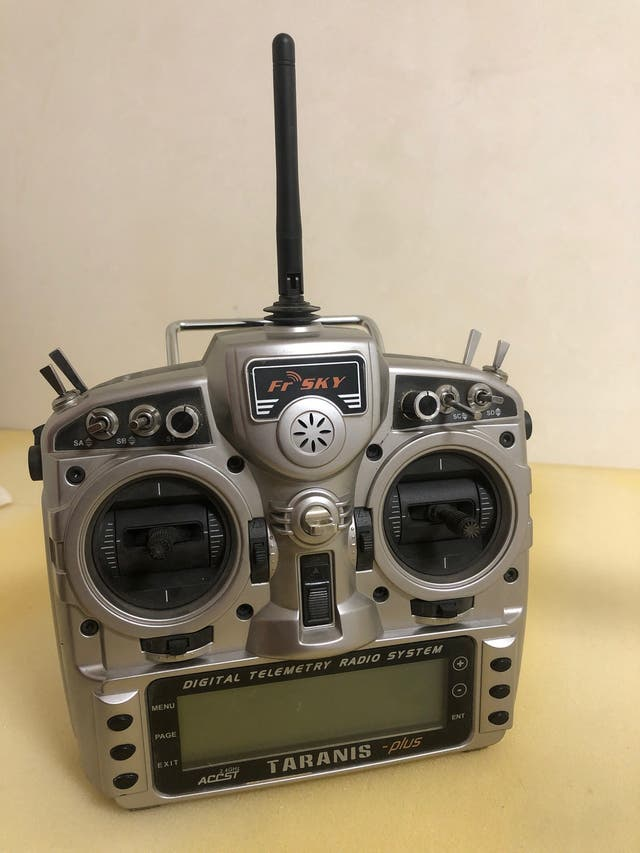 Dji f550 hexacopter + complementos