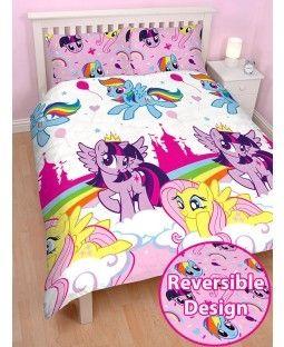 NUEVAS funda nordica My Little Pony cama grande