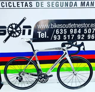 Bicicleta Berria belador aero 9.1