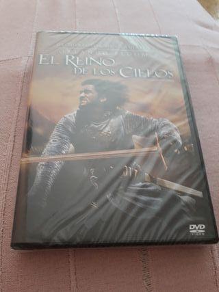 """DVD """"EL REINO DE LOS CIELOS"""""""