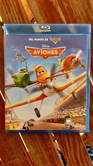 Aviones Disney Bluray