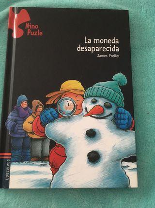 Libro infantil Nino Puzle