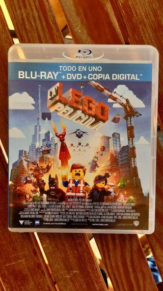 Lego La pelicula Bluray