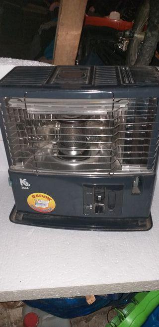 estufa de queroseno