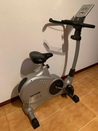 Bicicleta estática de calidad marca Kettler