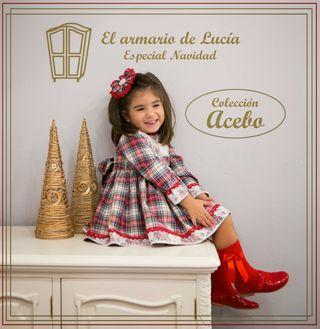 Vestido Acebo