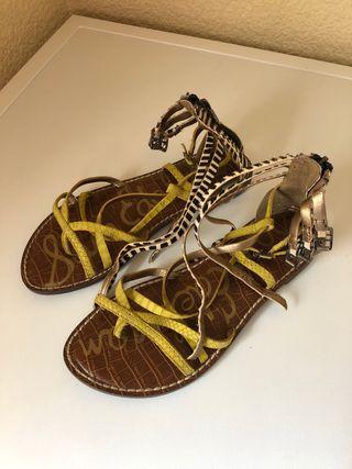 Sandalias de mujer marca Sam Edelman