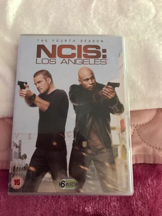 NCIS Los Angeles Season 4