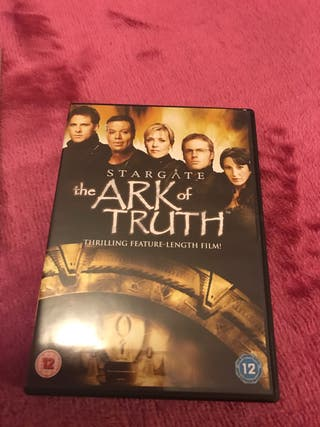 Complete Stargate SG1 dvd Collection