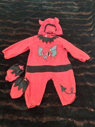 Disfraz Halloween bebé.