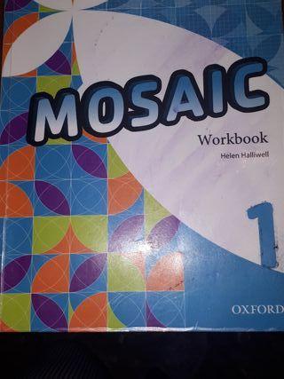 Mosaic 1 student's book y workbook.