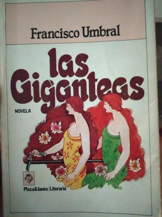 Novela Las Giganteas