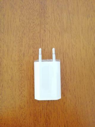 Enchufe cargador IPhone Original.