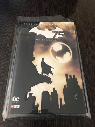 Cómic de Batman: Especial detective cómics 27.