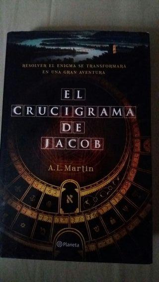 El crucigrama de Jacob. ENVÍO GRATIS.