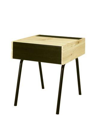 MANDAL Ikea - Mesita de noche Dormitorio