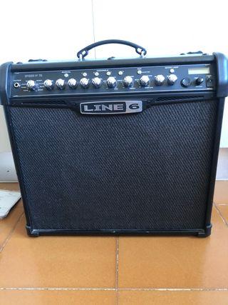 Amplificador guitarra eléctrica Line6 Spider IV 75