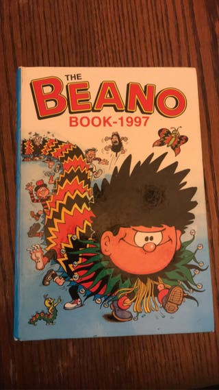 The beano comic book. 1997