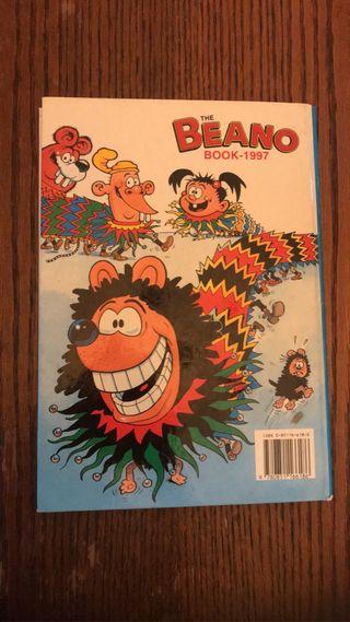 The beano comic book. 1997