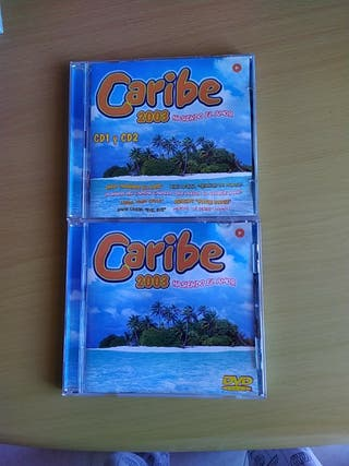 2Cd+1Dvd Caribe 2003