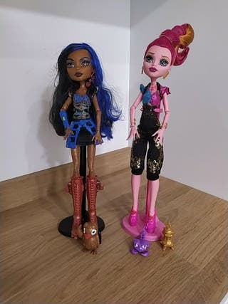 monster high gigi grant y robecca steam