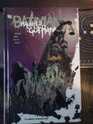 Batman haunted Gotham