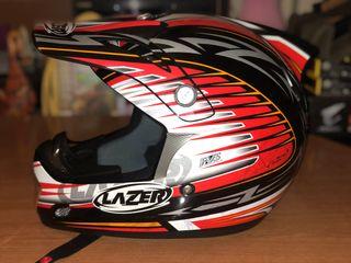 Casco Moto Cross nuevo Lazer