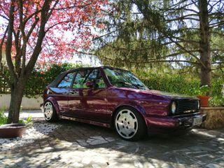 Volkswagen Golf Cabrio 1991